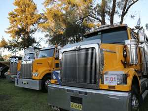 GALLERY: Trucks showcased at Penrith Working Truck Show