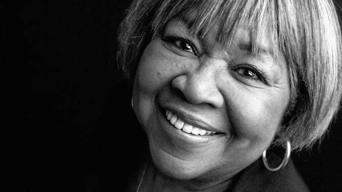 MUSIC ICON: Mavis Staples is an American rhythm and blues and gospel singer, actress, and civil rights activist.