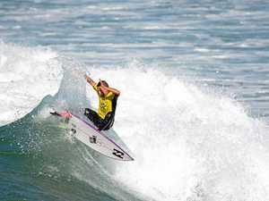 Groms will carve in Coffs again