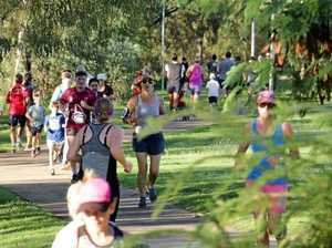 Parkrun marks milestone with special mental health event