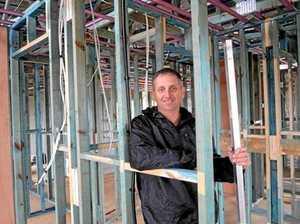 Former Stirling Homes director fronts court