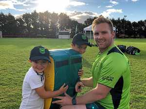Kids tackling changes in league