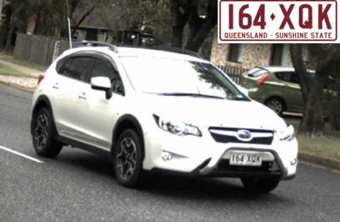 HELP WANTED: Investigators are appealing to any motorists who have dash-cam footage of a white Suburu SUV bearing Queensland registration 164 XQK, or witnessed the vehicle travelling on the Bruce Highway or Brendonna Road on Tuesday or yesterday to contact police.