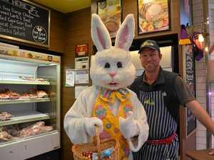 GALLERY: Easter Egg Hunt brings excitement to Kingaroy