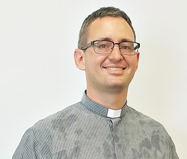 Reverend Andrew Schmidt.