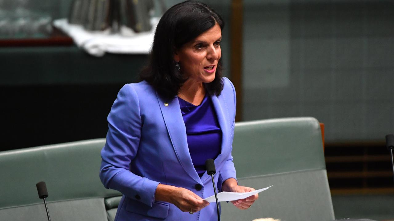 Julia Banks. Picture: Mick Tsikas/AAP