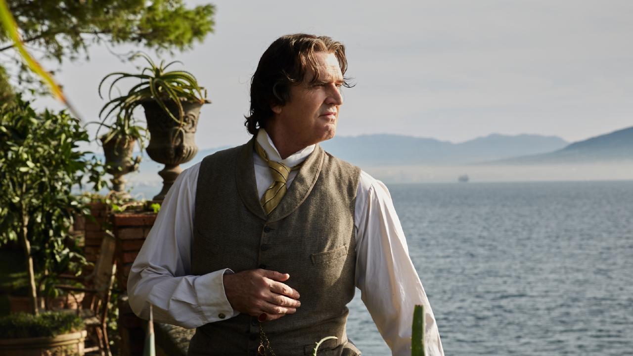 Rupert Everett sees Oscar Wilde as a patron saint figure