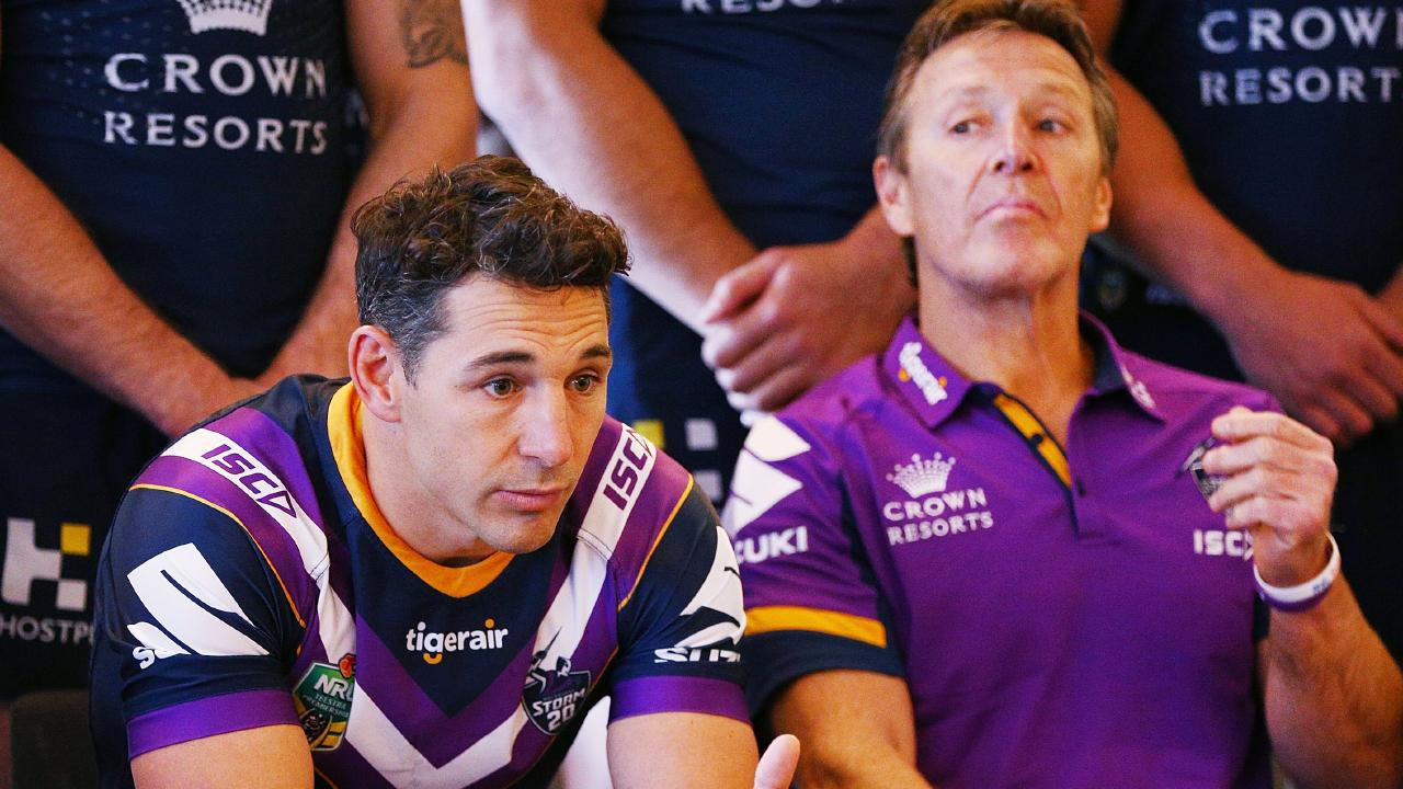 Billy Slater's retirement has been handled with ease. Image: Michael Dodge/Getty Images