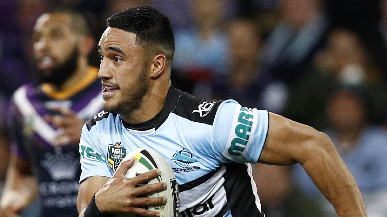 Valentine Holmes could return to the NRL for the 2019 season.