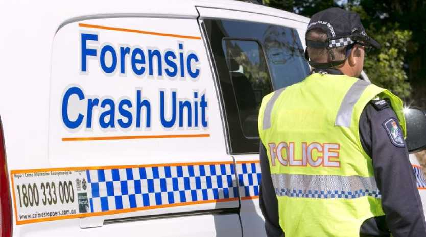 TRAGEDY: The Forensic Crash Unit has launched an investigation to determine the cause of the crash.
