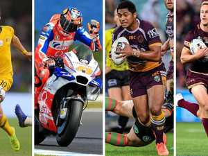 Top 40: QLD's highest earning sports stars