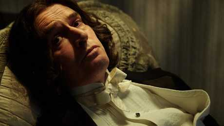 Rupert Everett had previously played Oscar Wilde on stage