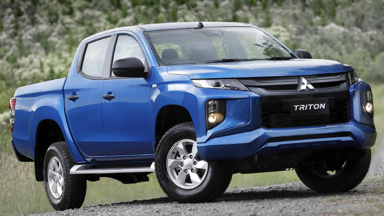 Mitsubishi has bucked the downward trend. Picture: Supplied.