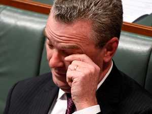 Pyne's emotional speech unites house