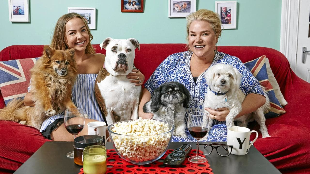 Angie Kent starred on Gogglebox with her mate, Yvie Jones.