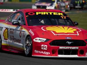 Car changes won't faze Supercars leader