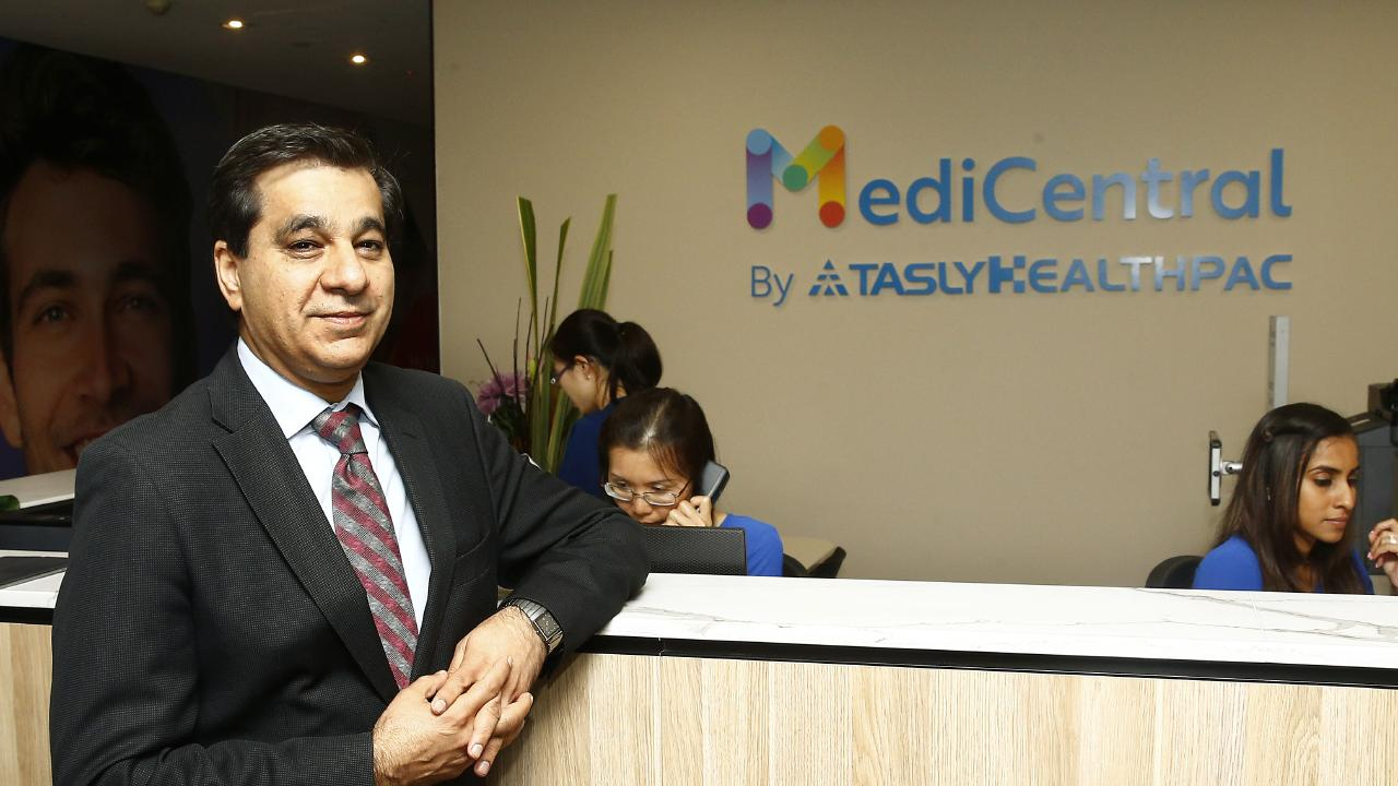 Medical Director Dr Sanjay Nijhawan now runs access clinics for cannabis.