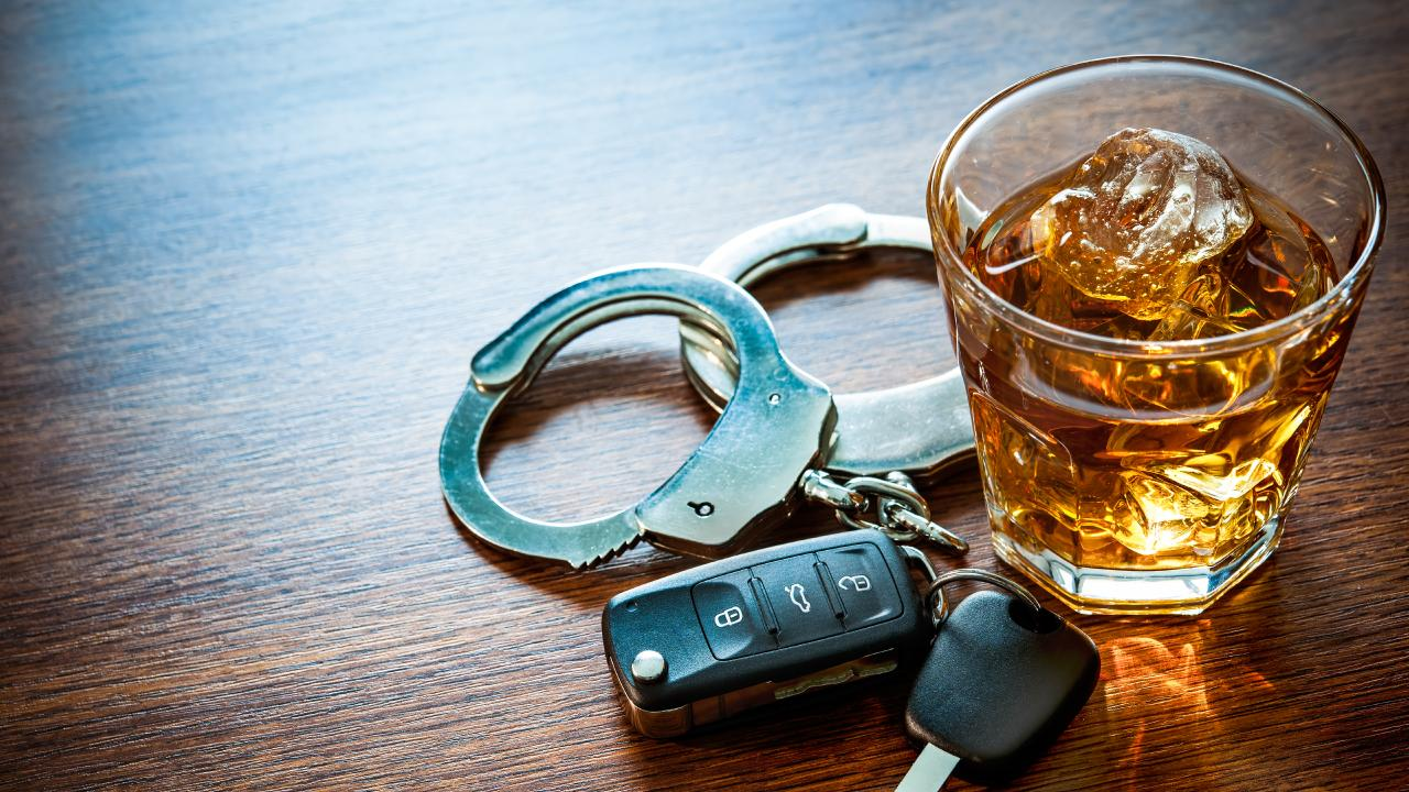 A Gold Coast man has been jailed after being caught drink driving for the eighth time.