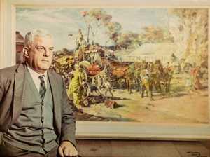 Toowoomba's treasure trove of artworks celebrates 60 years