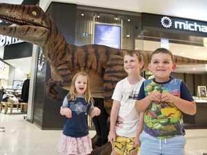 Dino fun at Grand Central