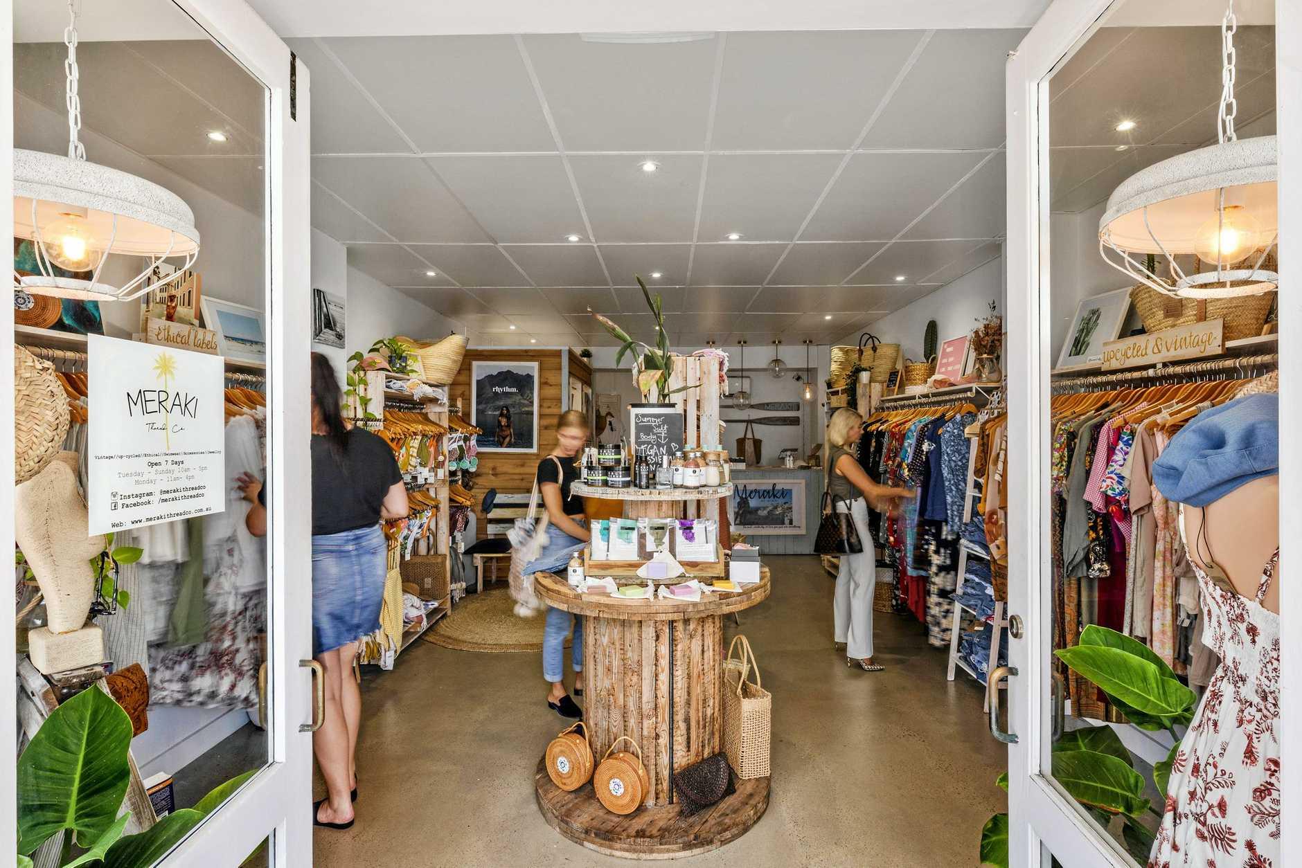 Danni's Top 5 must-visit locations on the Sunshine Coast. Meraki Thread Co.