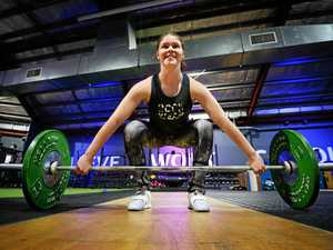 Tai-tanic effort: CQ teen takes crossfit career to new level