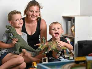 Mum wants to relieve financial strain of child care
