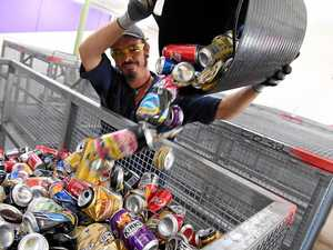 Busy time as recycling business booms in Bundy