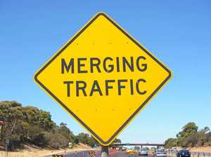 Some drivers just don't know how to merge