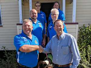 Community RSL to benefit from six-figure federal funding