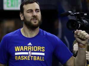 NBA legend 'lied' to scorned Bogut