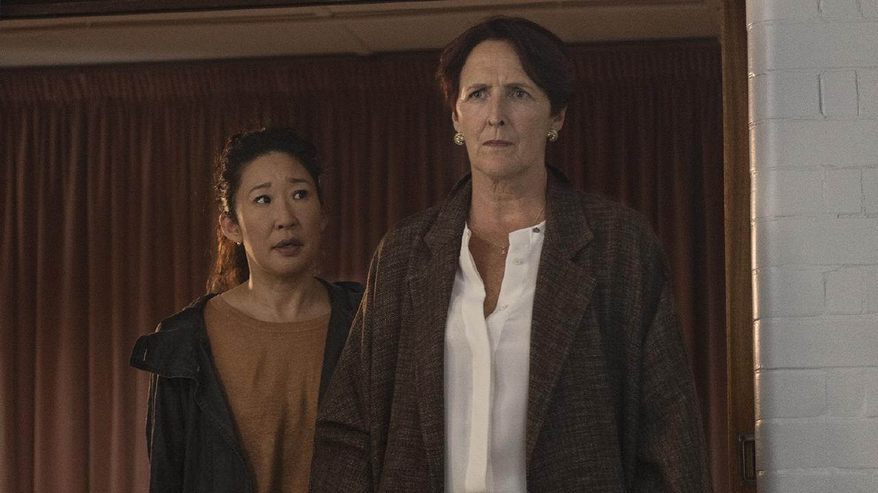 Killing Eve is coming two days earlier than promised Picture: Aimee Spinks/BBCAmerica