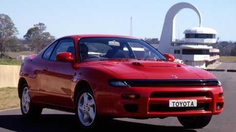 1991 Toyota Celica GT-Four: First of a succession of sports cars