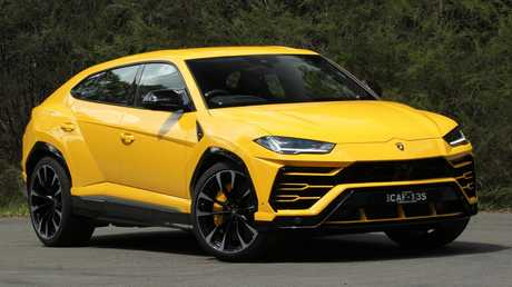 Lamborghini Urus: Propelled by twin turbo V8 and shares VW Group SUV platform