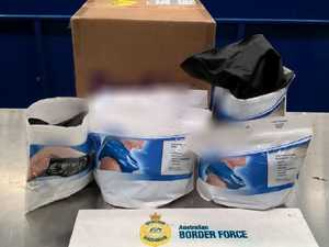 Chilling items used to smuggle drugs into Australia