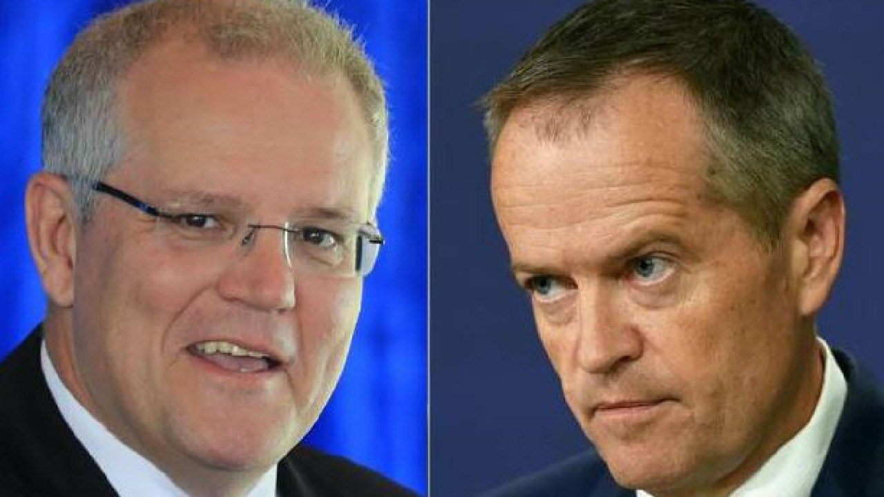 Voters have voiced their opinions of Scott Morrison and Bill Shorten ahead of the federal election. Picture: Supplied
