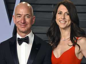 Bezos' ex gets record divorce payout