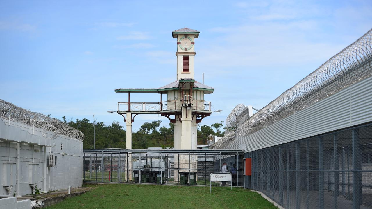 Townsville Correctional Centre. Picture: Evan Morgan