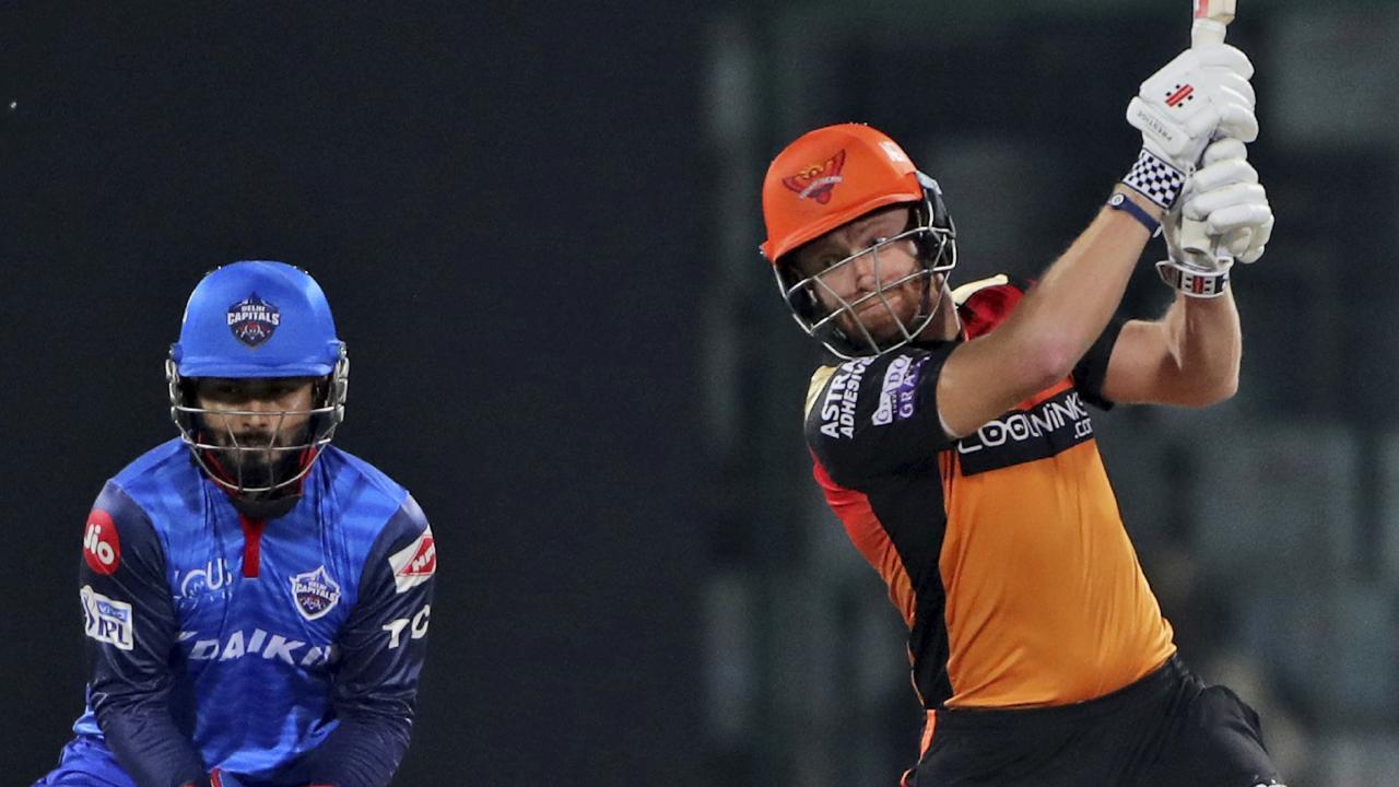 Jonny Bairstow has been in impressive form in the IPL. Picture: AP