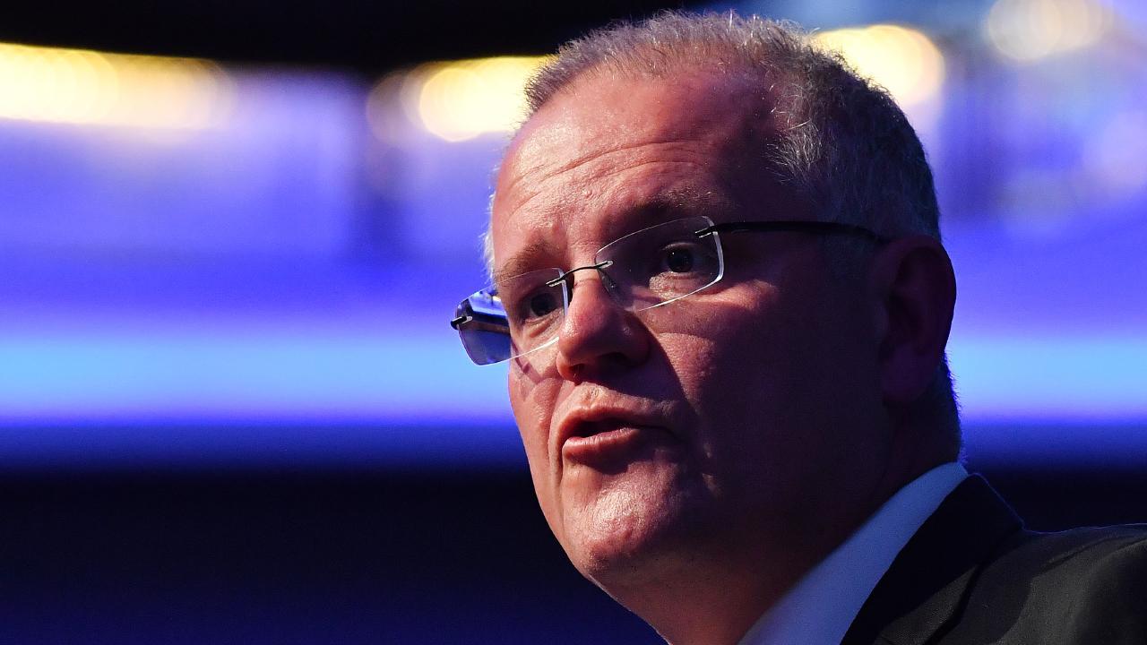 Prime Minister Scott Morrison. Picture: AAP/Dean Lewins