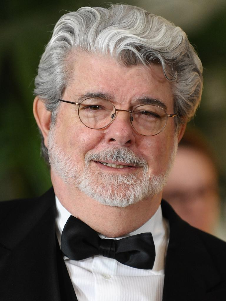 Director George Lucas created Industrial Light & Magic for the original Star Wars film in 1977. Picture: FilmMagic