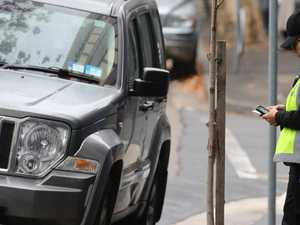 Council's parking fine revolt