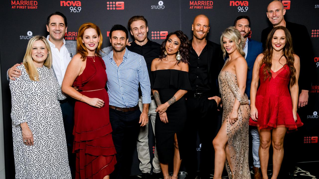 Fitzy & Wippa's Married At First Sight Dinner Party.