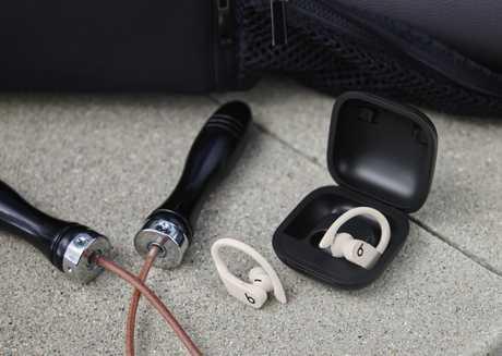 The new Powerbeats Pro by Beats.
