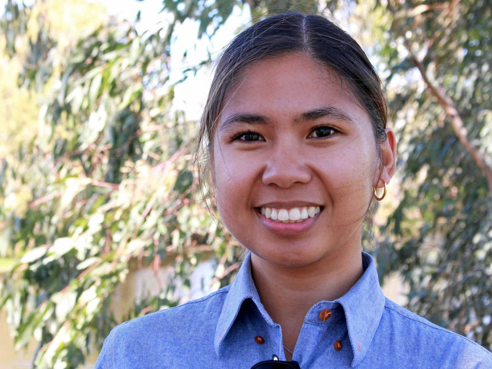 Warwick civil engineer Arielle Bangalan is calling for more acceptance of 'morena' (tan skinned) women in Filipino culture.