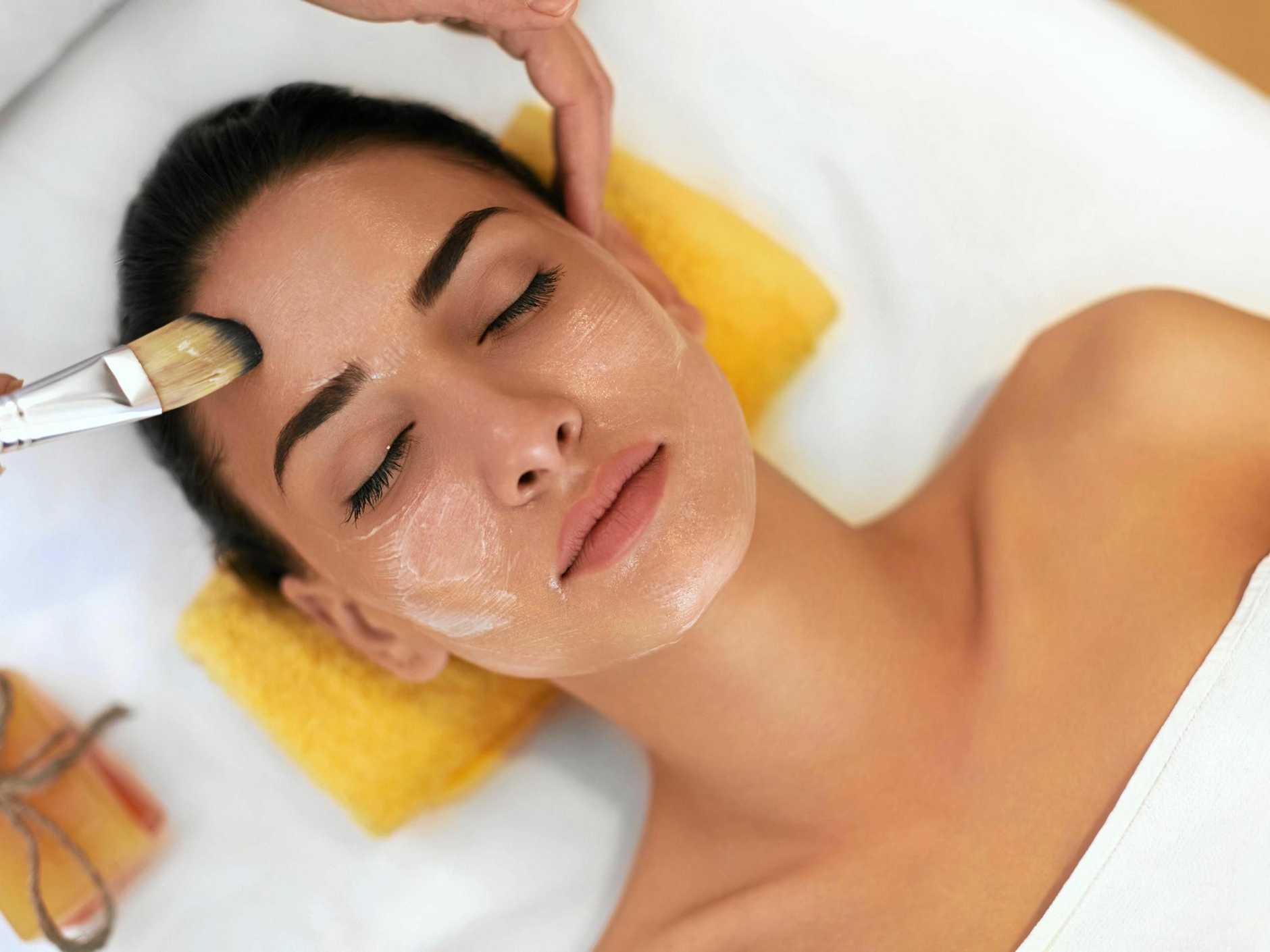 Face Treatment.