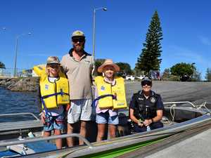 Police target crime on the water as Easter holidays begin
