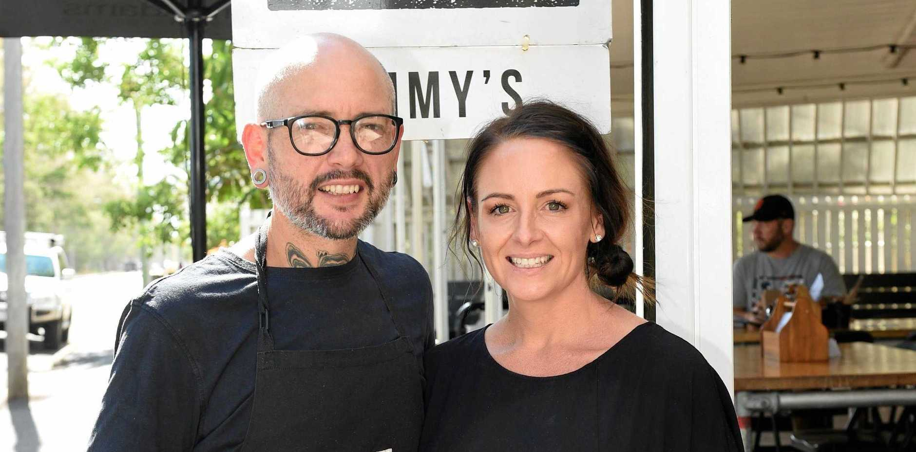 MKR's 2013 winners Dan and Steph Mulheron will return to the show which kick started their food dreams.