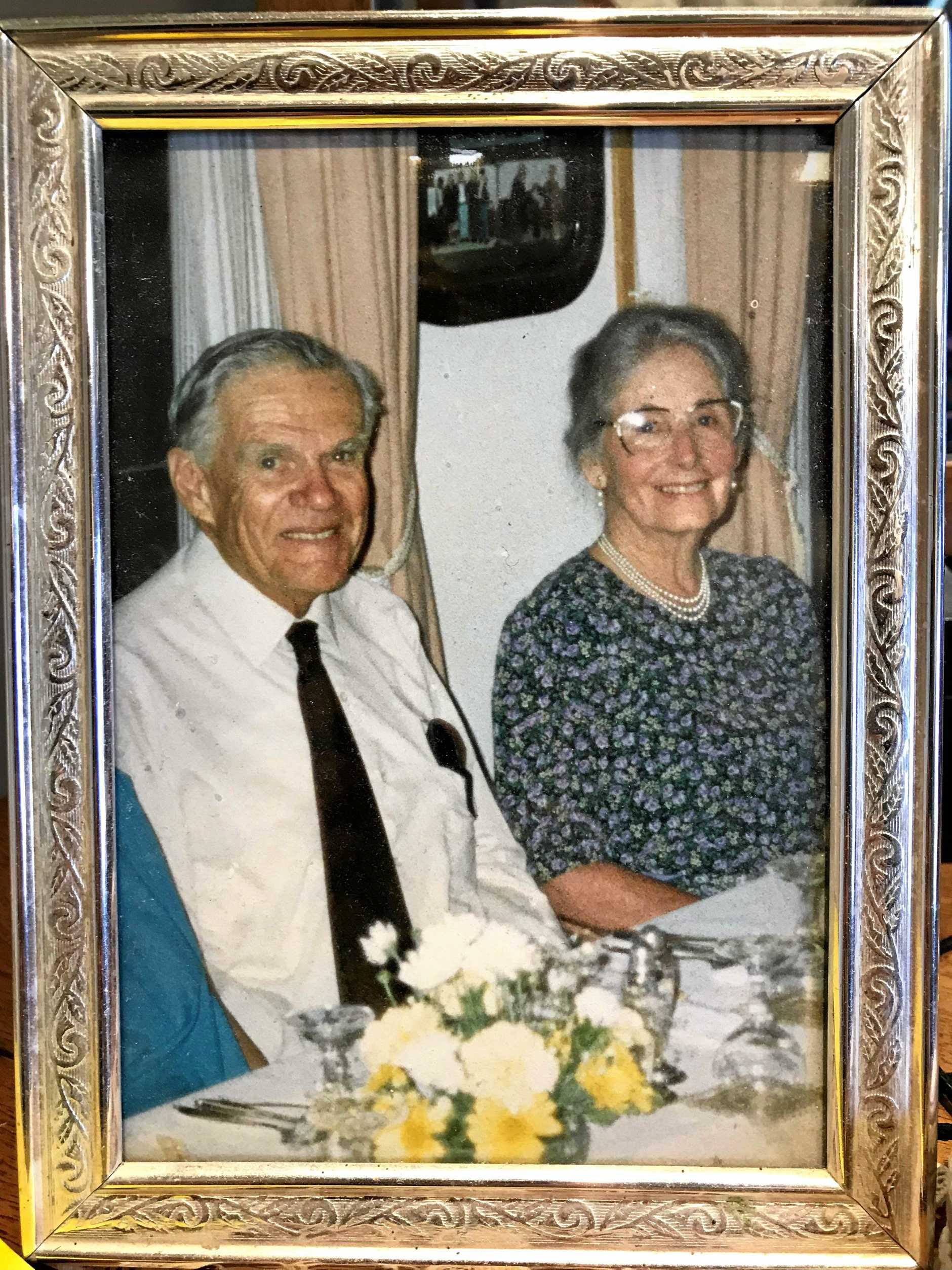 Warwick couple John and Avon Hayes took over Granite Hills station when Avon's parents retired.