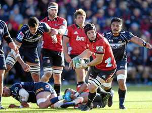 Crusaders charge over the top of Brumbies